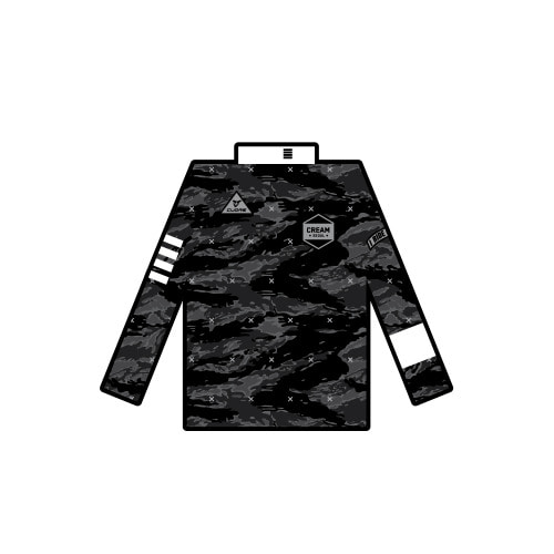 Tiger Camo Soft Shell Jacket